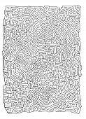 Adrift Maze