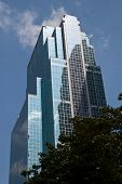 Tall City Building