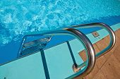 Swimming Pool With Ladder