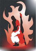 Fire Dansing