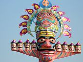 picture of ravan  - Dusehra - JPG