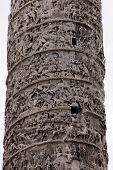 Spalte von Marcus Aurelius details