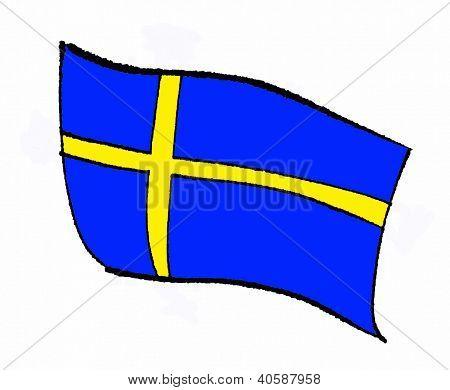 Poster: flag