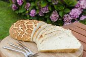 stock photo of nic  - Tiger Bread  - JPG