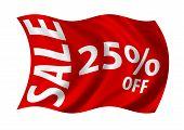 Sale 25% Off