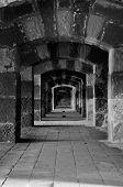 Ancient Castle Passageway