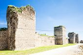 pic of former yugoslavia  - Smederovo Fortress - JPG
