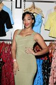 LOS ANGELES - AUG 3:  Ashleeta Bouchon at the Pinup Girl Boutique opening at Pinup Girl Boutique on