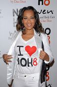 LOS ANGELES - DEC 12:  LisaRaye McCoy arrives to the NOH8 4th Anniversary Party at Avalon on December 12, 2012 in Los Angeles, CA