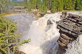 Athabasca Falls, Jasper National Park, Alberta, Canada