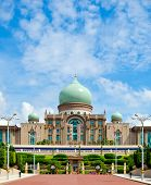 pic of prime-minister  - Malaysia Prime Minister Office at Putrajaya Malaysia - JPG