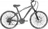 scribble bike