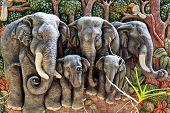 Elephant  Mold