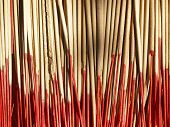 Incense With Red Stick
