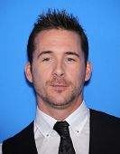 LOS ANGELES - AUG 04:  Barry Sloane arrives to ABC All Star Summer TCA Party 2013  on August 04, 201