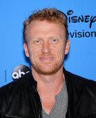 LOS ANGELES - AUG 04:  Kevin McKidd arrives to ABC All Star Summer TCA Party 2013  on August 04, 201