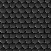 Roof tile background.