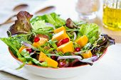 Mango And Pomegranate Salad