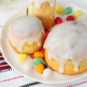 Kulitch (kulich), Russian Easter Bread