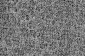 Spotty Texture Of Knitted Fabric