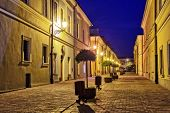 Old Town In Zamosc