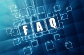 stock photo of faq  - faq  - JPG