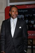 LOS ANGELES - FEB 25:  Eriq LaSalle at the 2nd Annual ICON MANN Power Dinner at Peninsula Hotel on F