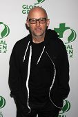 LOS ANGELES - FEB 26:  Moby at the Global Green USA Pre-Oscar Event at Avalon Hollywood on February