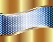 Abstract Metallic Background 2
