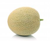 stock photo of ares  - Fresh melon isolated on a  white background - JPG