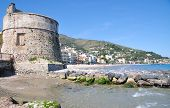 Alassio,italian Riviera,Liguria,Italy