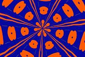 Mojo psychedelic design