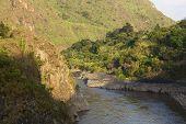 The Pastaza River, Ecuador