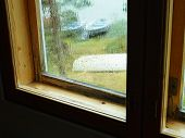 Rain And Moisture Condensation