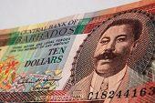 Charles Duncan O'Neal Barbados banknote
