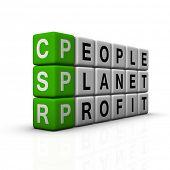 social responsibility symbol