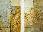 picture of tile cladding  - tiles for walls - JPG