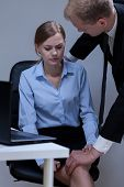 Problem Of Sexual Harassment At Work