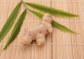 resh ginger root