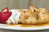 Strawberry Apple Tart Dessert
