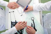 Discussion About Prescription Between Doctors