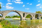 The Bridge Of Arta, Greece