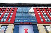 Mailbox shopping complex, Birmingham.
