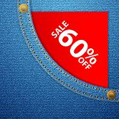 Denim Pocket And Sale Sixty Off