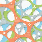 Infographics Design Template. Vector Illustration.