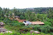 Private homes, Unawatuna, Sri Lanka