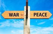 War versus Peace messages