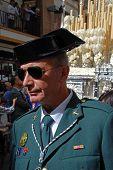 Civil Guard Officer, Seville.