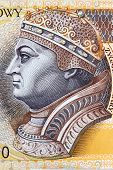 Zygmunt I Stary King of Poland - portrait