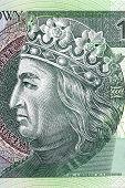 Wladyslaw II Jagiello King of Poland, portrait